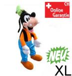 Disney Goofy Plüsch XXL Plüsch Puppe Plüschtier Plüschfigur Kuscheltier Goofy Micky Maus 75cm XL XXL Geschenk Kind