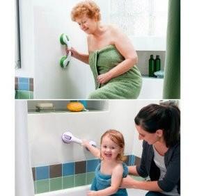 Safe-er-Grip Handgriff Sicherheit Badezimmer Jung Alt Menschen Pflege Bad Griff
