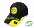 Borussia Dortmund BVB Cap Kappe Mütze Fan von Dortmund Fussball Fanartikel