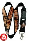 Harley-Davidson Harley Fan Schlüsselanhänger Schlüsselband Schlüssel Band Anhänger Biker Geschenk Neuheit Fan Shop