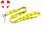 Pokémon Pikachu Pokemon Fan Schlüssel Anhänger Schlüsselanhänger Schlüsselband Band Film Videospiel TV Serie Gelb Pika