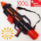 Gigantisches Wassergewehr Wasserpistole Wasser Spielzeug Pistole Gewehr MG XXL XXXL 1.6L Behälter ca. 75cm Sommer Gadget Wasserspielzeug Sommerspielzeug Wasserschlacht