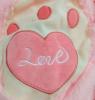 Teddy Bär Teddybär Plüschbär Bär Tedi Pink Rosa Plüschtier XXL Kuschelbär Kuscheltier 200cm 2.m Love You Liebe Dich Pink Geschenk Kind Frau Geburtstag  Weihnachten Valentinstag Hochzeit