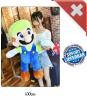 Nintendo Supermario XXL Plüschtier 100 cm 1m Luigi Plüsch Figur Stofftier Super Mario Bros. Luigi's Mansion Videospiel Game