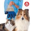 Hunde Hund Katzen Katze Tierhaar Handschuh Tierhaarentferner Entfernt lose Haare massiert Ihr Tier