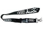Audi Schlüsselband Schlüsselanhänger Anhänger Fan Geschenk Sammler Liebhaber