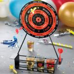 Trinkspiel Dart inkl. Wurfpfeile und Trinkgläser Party Lustig Alkohol