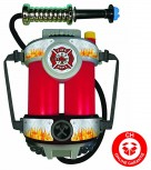 Feuerwehr Wasser Spielzeug Schlauch Behälter Kinder Kostum Neuware