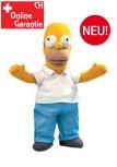 Die Simpsons Homer Simpson Plüschfigur Plüsch XL 65cm Plüschtier Homer Serie