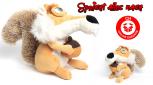Ice Age Scrat Plüsch Eichhörnchen Spricht Wiederholt Spielzeug Kino Film Geschenk Kinder