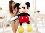 Disney Micky Maus XXL Plüschtier Plüsch Maus Disney 130cm Geschenk