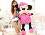 Disney Minnie Maus Plüsch Tier Plüsch XXL 130 cm Geschenk Mädchen