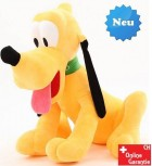 Disney Mickymaus Micky Maus 65cm Pluto Plüsch Hund Plüschund Stofftier Plüschtier XXL Geschenk Kind Kinder