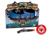 Lustige Piratenschiff Schiessbude Piraten Schiessen Schiess Bude Geschenk Kinder Pirate Shoot