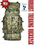 Profi Militärrucksack Militär Rucksack Wandern Camping Reisen Trekking 81L NEU