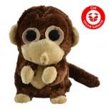 Elektronisches Plüschtier sprechender Affe Monkey spricht alles nach Spielzeug