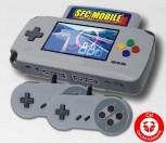 Tragbare Mobile Super Nintendo SNES Video Spiel Konsole Handheld bis zu 2 Spieler