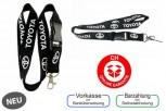 Toyota Schlüsselband Schlüsselanhänger Fan Geschenk Shop