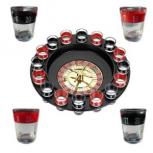 Trinkspiel Saufspiel Roulette 16 Gläsern Spiel Game
