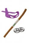 Ninja Turtles Spielzeugwaffen Ausrüstung Donatello Kinder Geschenk