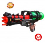 Wasserpistole Wassergewehr Wassermg MG Wasser Gewehr Spielzeug Sommer XL 60cm